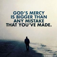 God's Mercy Is Greater